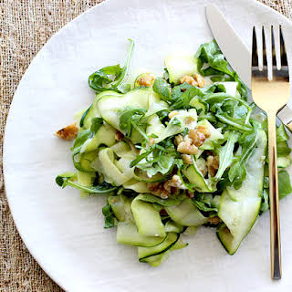 Raw Zucchini Salad Recipes.