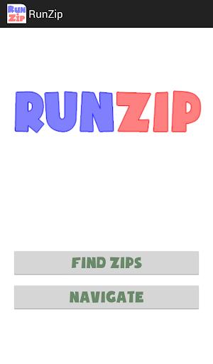 RunZip