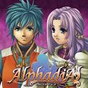 RPG Alphadia logo