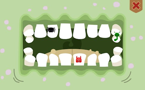 Toothsavers Brushing Game - screenshot thumbnail