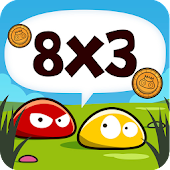 Math Blobs Times tables