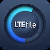 LTE파일 모바일앱 오픈~! LTE속도로 감상하자!