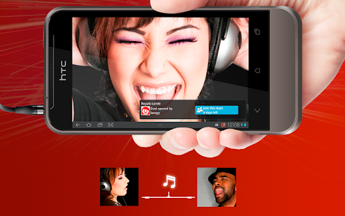 Red Karaoke, canta y graba - screenshot thumbnail