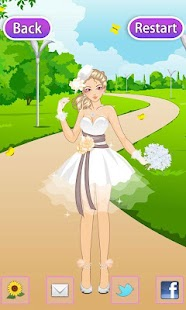 Dress up-Bride - screenshot thumbnail
