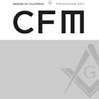 California Freemason magazine icon