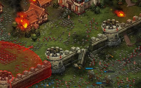Throne Rush Screenshot 9