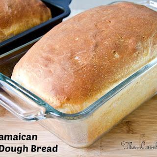 Jamaican Hard Dough Bread.