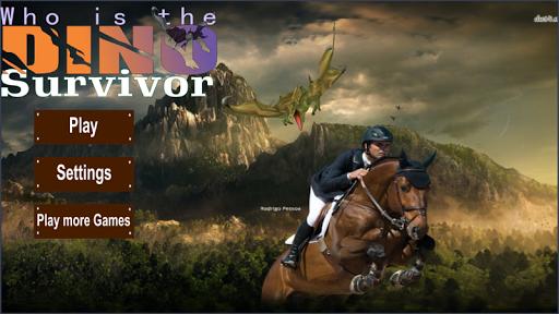 【免費冒險App】Who is the Dino Survivor-APP點子
