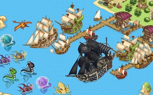 Pirates of Everseas  code Triche 1