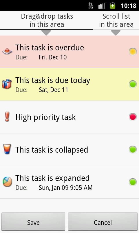 Task List - To Do List - Pro - screenshot