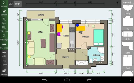 Floor Plan Creator 3.3.3 screenshots 12