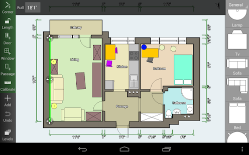 Floor plan creator apps on google play - Floor plan drawing apps ...