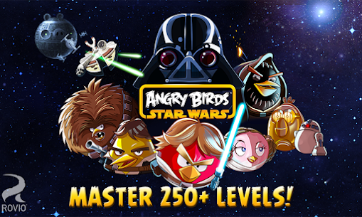 Angry Birds Star Wars 1.5.13 Mod Apk [Unlimited Money] 1