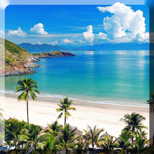 海邊生活壁紙 個人化 App LOGO-APP試玩