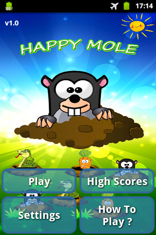 Happy Mole