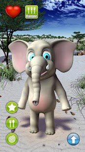 Talking Lolo Elephant - screenshot thumbnail