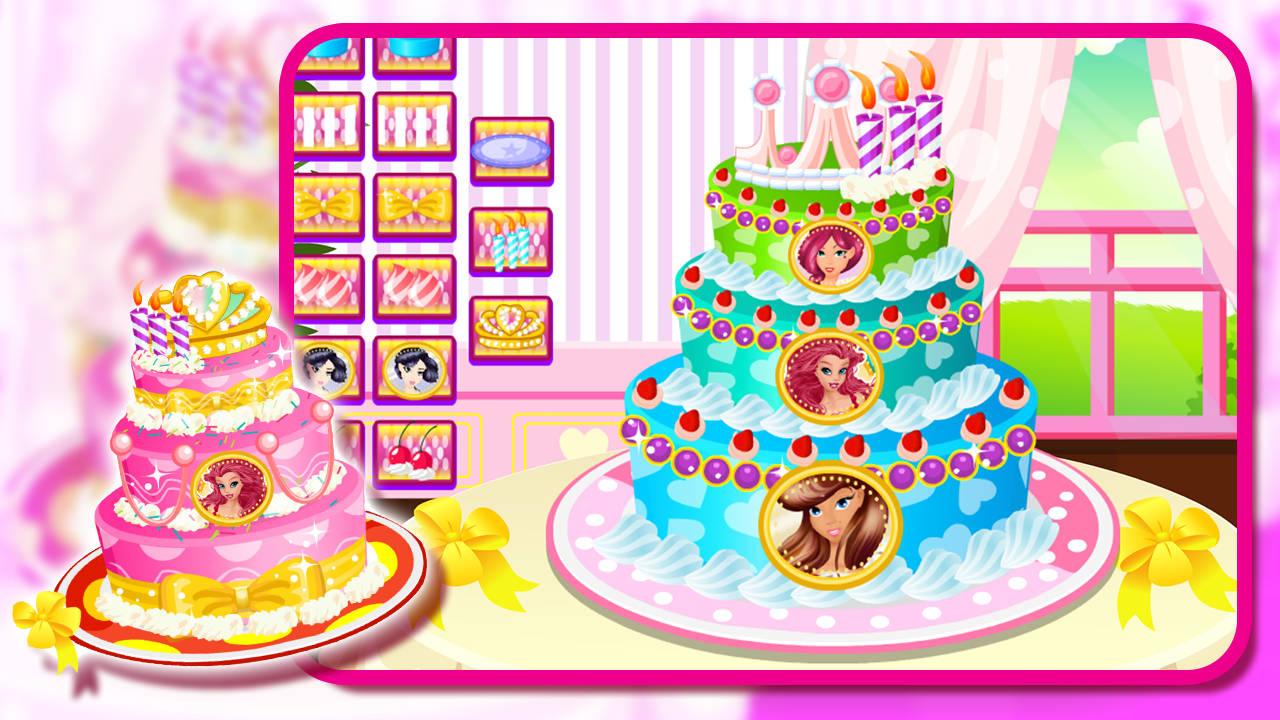 Princess Cake Maker- screenshot