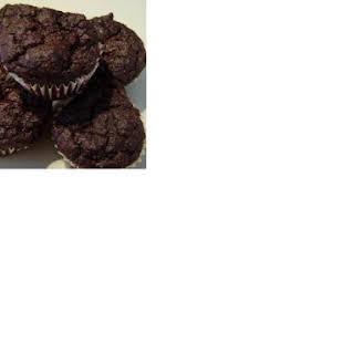 Healthy Chocolate Quinoa cupcakes.