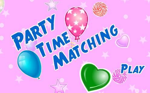 Matching Party Time