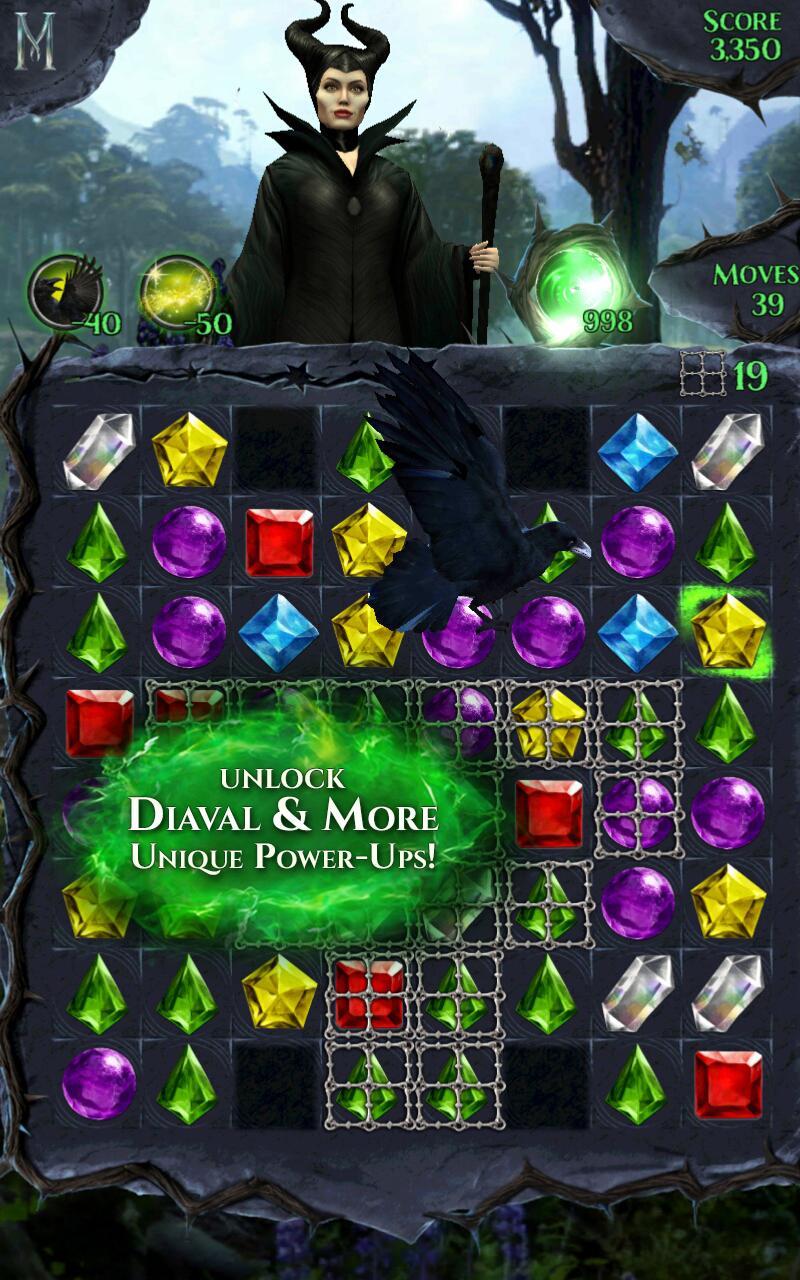 Maleficent Free Fall Screenshot 2