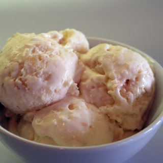 Pina Colada Ice Cream.