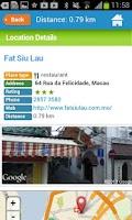 Screenshot of Macau Macao Guide Hotels & Map