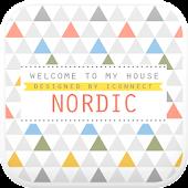 nordic go launcher theme
