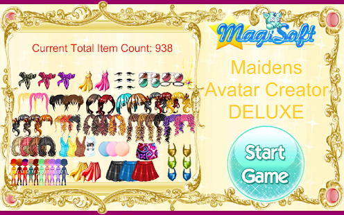 Maidens Avatar Creator Deluxe - screenshot thumbnail