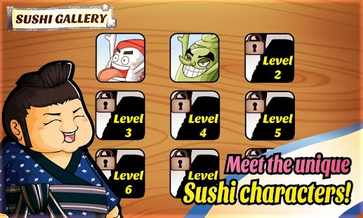 SUSHI PANIC- screenshot thumbnail