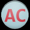 Cuadros fondos de pantalla: AC icon