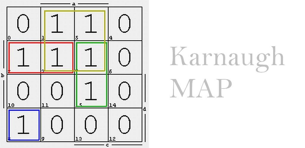 Download Kvd Karnaugh Veitch Diagram Apk Latest Version App For