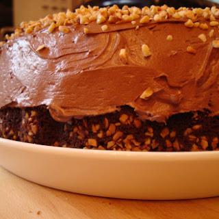 Chocolate Zucchini Cake!! Drool!! Recipe