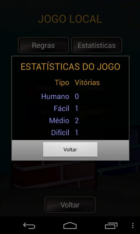 Bloqueio - screenshot