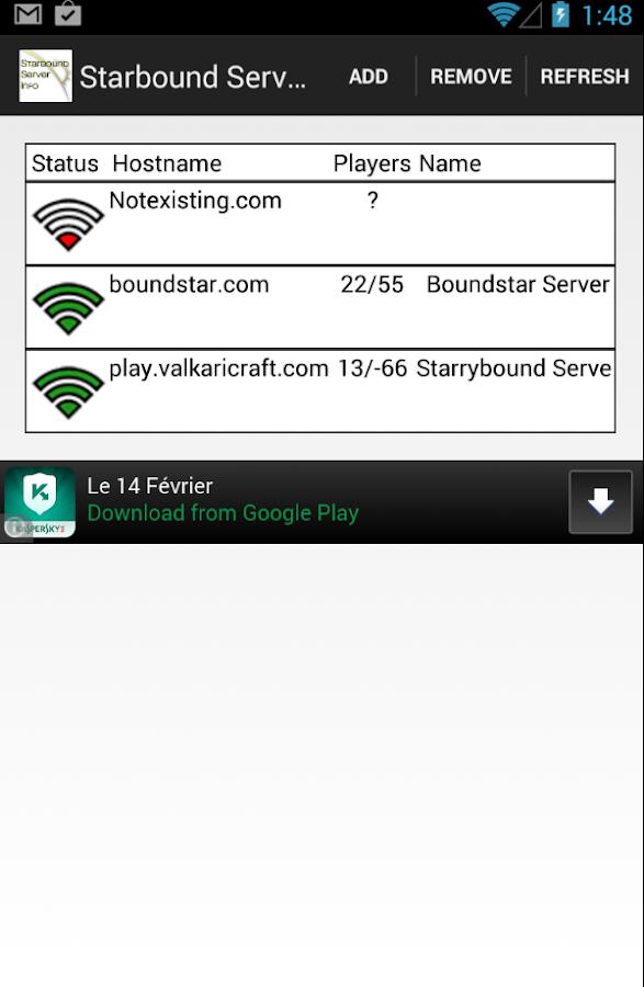 Starbound server : Money off vouchers