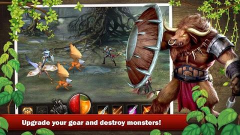 Wartune: Hall of Heroes Screenshot 22