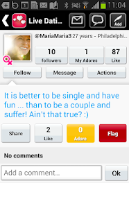 Live Dating: Single?- screenshot thumbnail