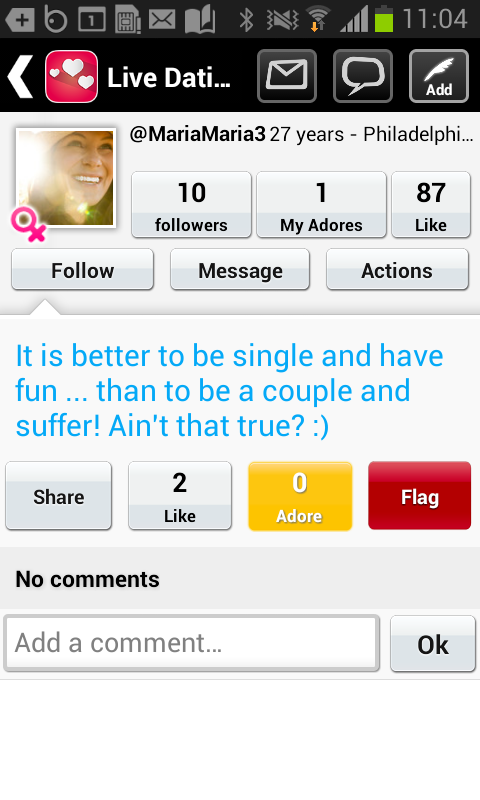 Live Dating: Single?- screenshot