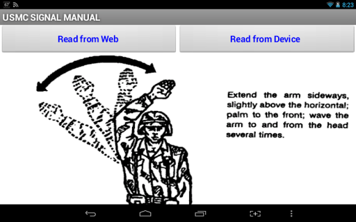 Marine Corps Signal Manual