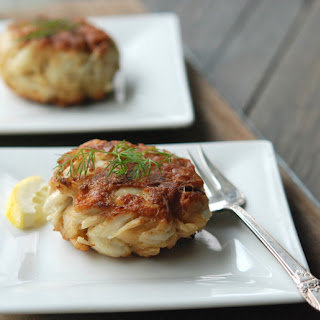 Baltimore-Style Crab Cakes.