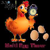 Multi Egg Timer - Free