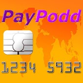 PayPodd Credit Card Terminal