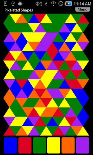 Pixelated Shapes