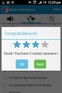 English Listening Test 5