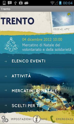 Trento App - Trentino