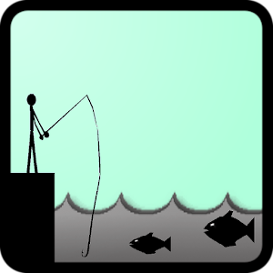 Fishing Stickman[Fishing game] for PC and MAC