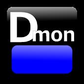 データ通信状態表示 aDataConMon