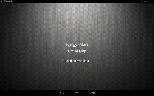 Offline Map Kyrgyzstan - screenshot thumbnail