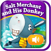 The Salt Merchant & His Donkey
