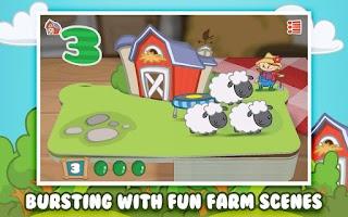 Screenshot of Farm 123 ~ StoryToys Jr.