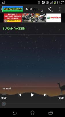 SURAH YASIN DAN DOA TAHLIL - screenshot